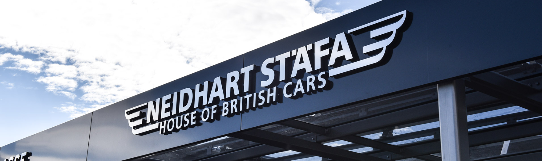 Neidhart Stäfa AG - House of British Cars, seit 1978 in Stäfa am Zürichsee - Jaguar, Bentley, Rolls Royce, Land-Rover, Range-Rover